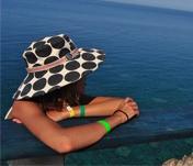 Dot Hat Girl