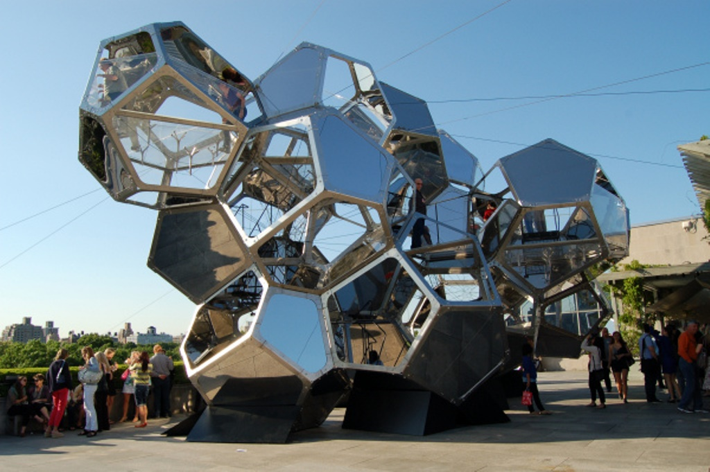 tomas saraceno, cloud cities