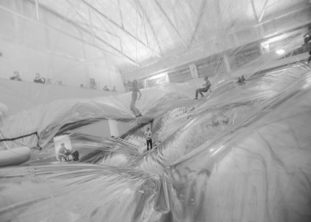 tomas saraceno, on space time foam