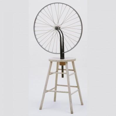 Marcel Duchamp Bicycle Wheel 1951