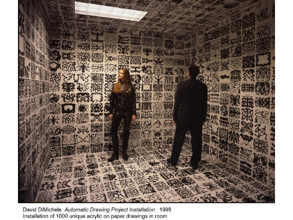 Strange Air Gallery Los Angeles 1999