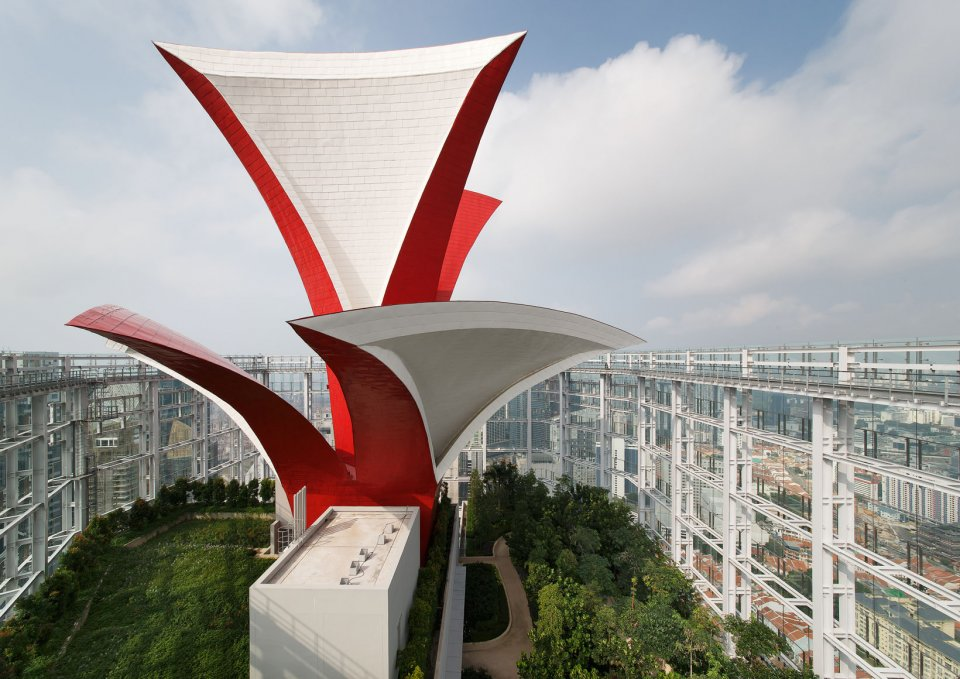 Capitagreen, Singapore, Toyo Ito, Photo Kai Nakamura, Taschen
