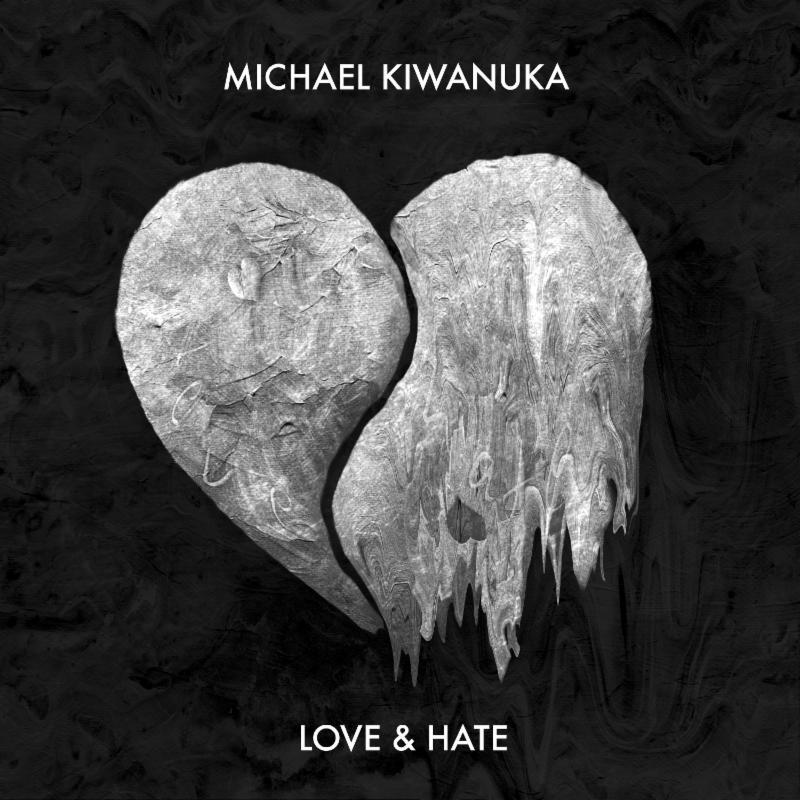 Αποτέλεσμα εικόνας για michael kiwanuka - love & hate cover