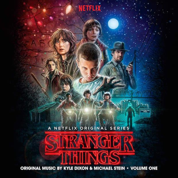 Αποτέλεσμα εικόνας για stranger things soundtrack