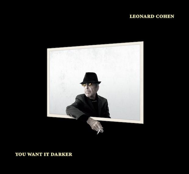 Αποτέλεσμα εικόνας για leonard cohen - you want it darker